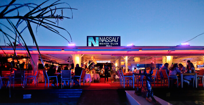 Beach Club Nassau Ibiza